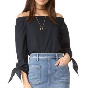 Free People | Show Me Some Shoulder Blouse